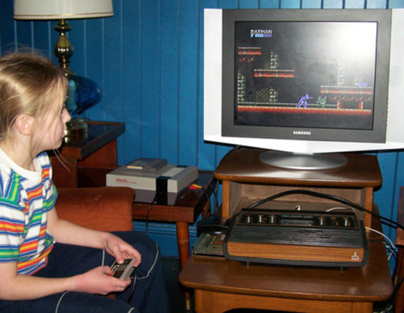 Why I want to play video games when I grow up