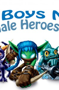 Why boys need female heroes too