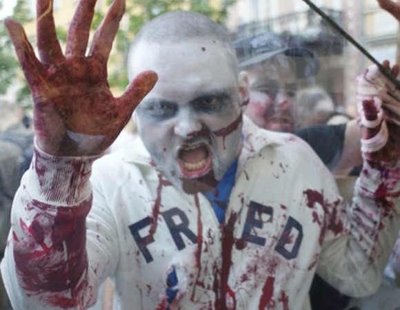 Are you ready for the zombie apocalypse? Time to find out