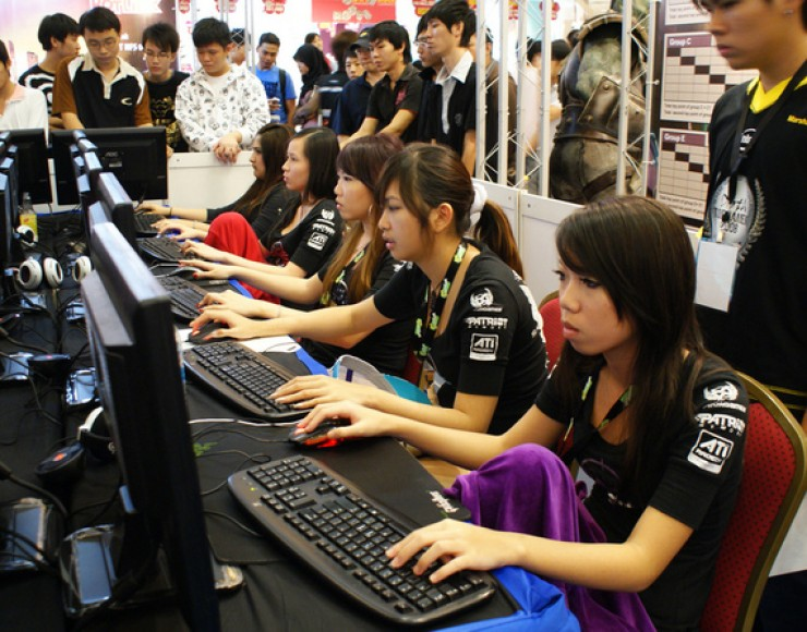 Gender segregation in e-sports is indefensible – and yet ...